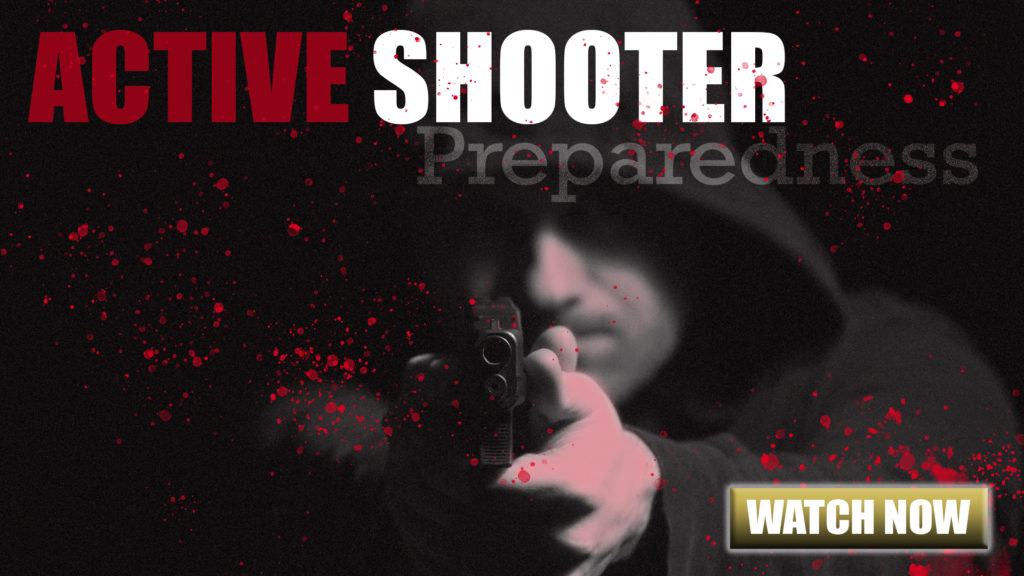Active Shooter Preparedness Blog